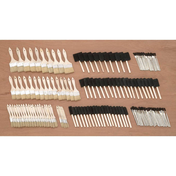 Mega Brush, 150 pc. Set