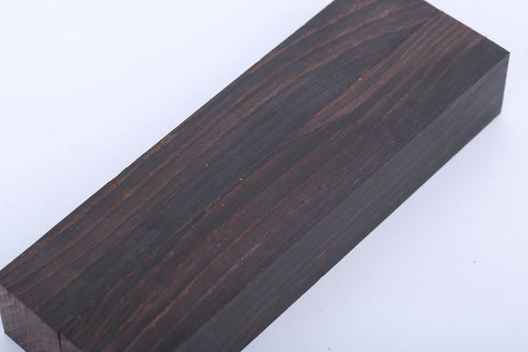 African Blackwood pen turning blanks 150 x 20 x 20mm