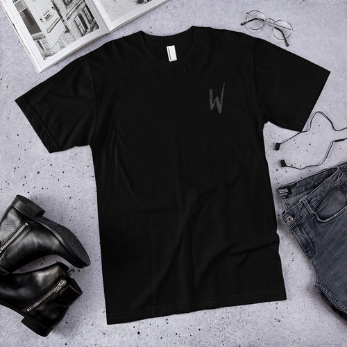 URBAN: Embroidered T-Shirt