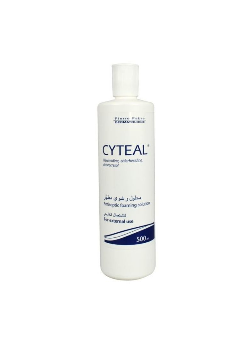 Cyteal antiseptic foaming solution 500 ml