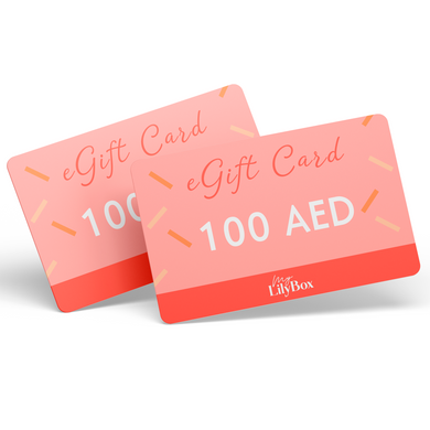 100 AED Gift Voucher for Feminine Care Subscription Box