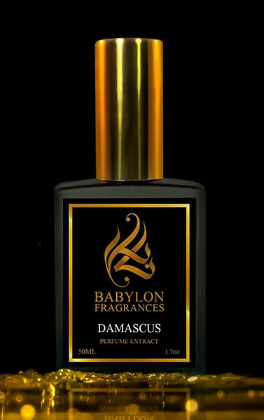 Damascus - inspired by Baccarat Rouge 540 by Maison Francis