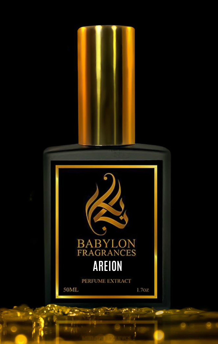 Areion - inspired by Parfums de Marl's Pegasus
