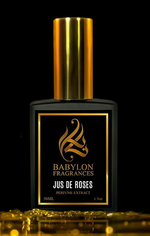 Jus De Roses - inspired by Christian Dior's Oud Ispahan