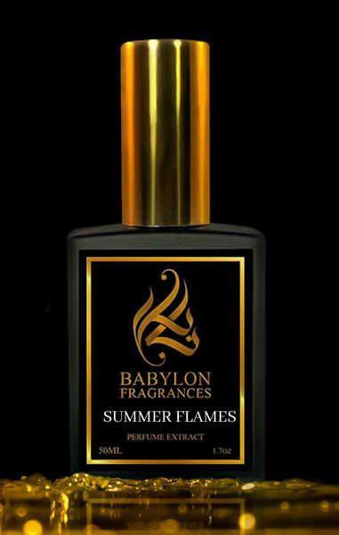 Summer Flames - inspired by Clive Christian 1872