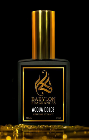 Acqua Dolce - inspired by Creed's Silver Mountain Water