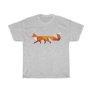 Fox Hike™ - Unisex Cotton Tee - Fox Hike Hiking Gear Outdoor Trekking Survival