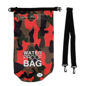 Waterproof Dry Bags - Fox Hike Hiking Gear Outdoor Trekking Survival