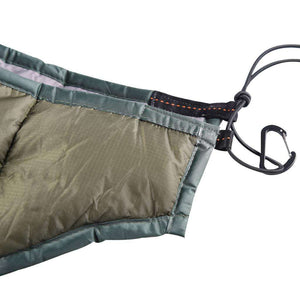 Ultralight Hammock Underquilt - Fox Hike Hiking Gear Outdoor Trekking Survival