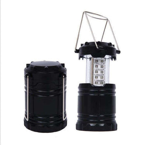 Ultra Bright 30 LED Camping Lantern - Fox Hike Hiking Gear Outdoor Trekking Survival