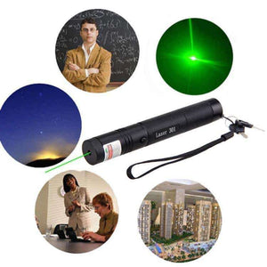 High Power Laser Pointer - Fox Hike Hiking Gear Outdoor Trekking Survival