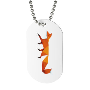 FOX HIKE™ - DOG TAG - Fox Hike Hiking Gear Outdoor Trekking Survival
