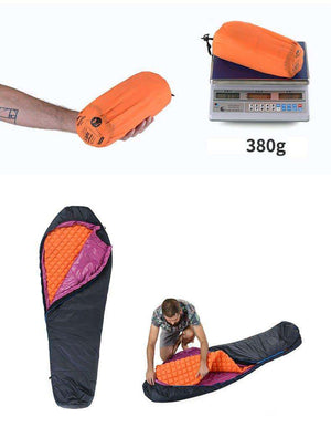 Utralight Inflatable Mattress - Fox Hike Hiking Gear Outdoor Trekking Survival