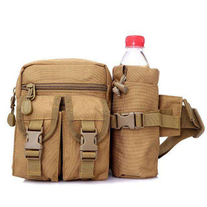 Tactical Organizer Waist Bag - Fox Hike Hiking Gear Outdoor Trekking Survival