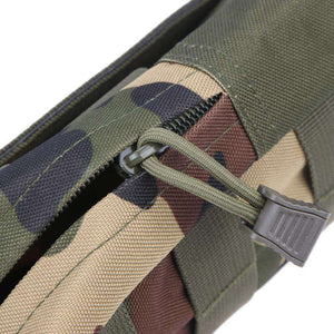 Tactical Molle Pouch 21 x 11.5 x 6cm - Fox Hike Hiking Gear Outdoor Trekking Survival