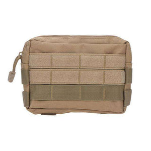 Tactical Molle Pouch 8 x 13 x 3cm - Fox Hike Hiking Gear Outdoor Trekking Survival