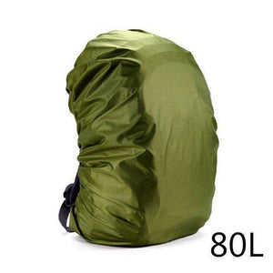 Backpack Rain Cover 35L 45L 55L 70L 80L - Fox Hike Hiking Gear Outdoor Trekking Survival