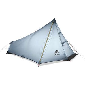 Ultralight 3 Season 1 Person Tent - Fox Hike Hiking Gear Outdoor Trekking Survival