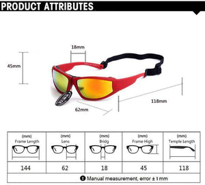 Ski Glasses - Fox Hike Hiking Gear Outdoor Trekking Survival