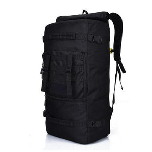 50L Casual Mountaineering Travel Backpack - Fox Hike Hiking Gear Outdoor Trekking Survival