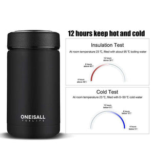ONE IS ALL Thermo Cup - Fox Hike Hiking Gear Outdoor Trekking Survival
