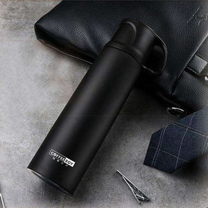 Vacuum Insulated Beverage Bottle - Fox Hike Hiking Gear Outdoor Trekking Survival