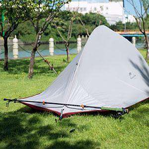 CloudUp Series Ultralight Tent 20D Fabric For 2 Person - Fox Hike Hiking Gear Outdoor Trekking Survival