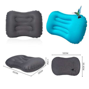 """Dreamer Comfort"" - Ultralight Air Pillow - Fox Hike Hiking Gear Outdoor Trekking Survival"