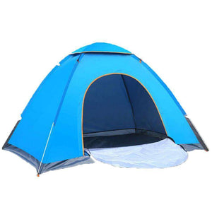 Ultralight 2 Person Throw Tent - Fox Hike Hiking Gear Outdoor Trekking Survival