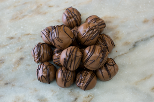 Chocolate Fudge Balls