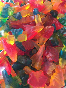 Gummi Jet Fighters