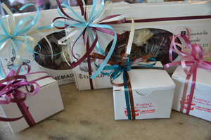 Hand-dipped chocolates assorted gift box