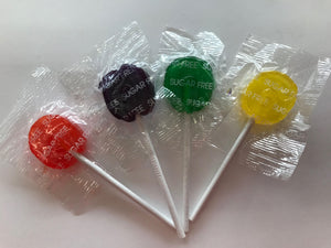 Sugar-Free Lollipops