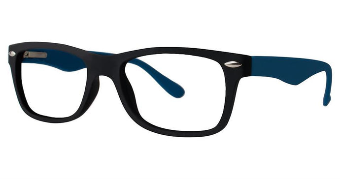 Craze Frame (Black/Blue-50)