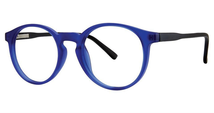 Dabble Frame (Black/Blue Matte-45)