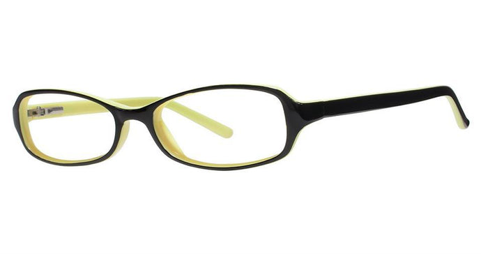 Wow Frame (Black/Lime-51)