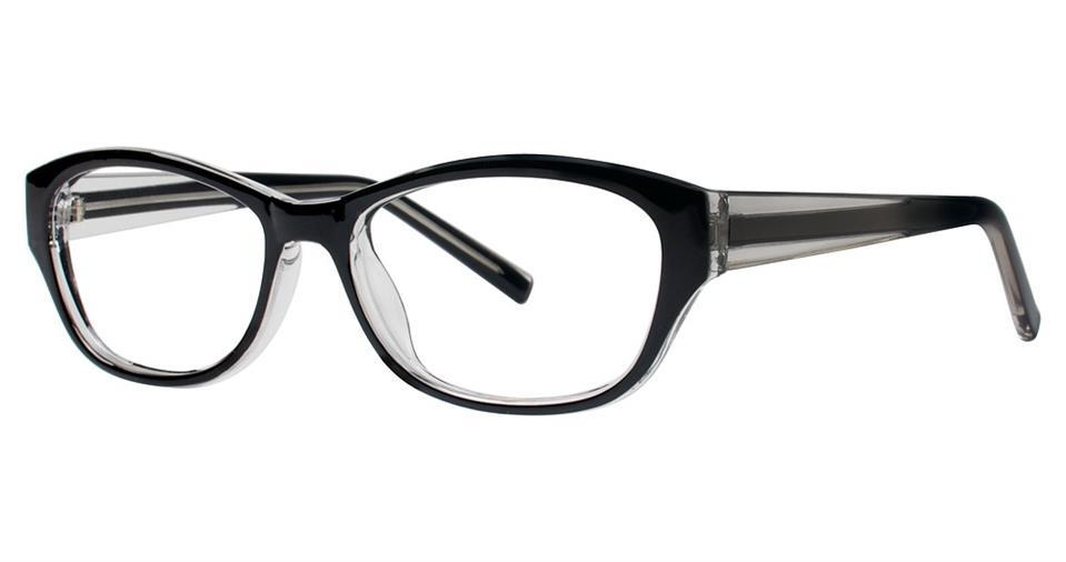 Amber Frame (Black/Crystal-51)