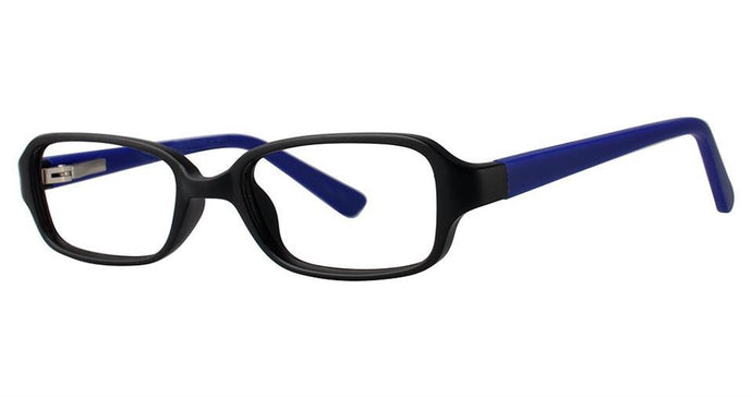 Laugh Frame (Black/Blue Matte-45)