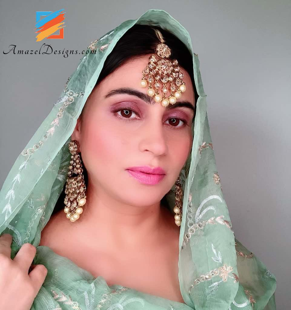 Different Jewelry Styles for Punjabi Community