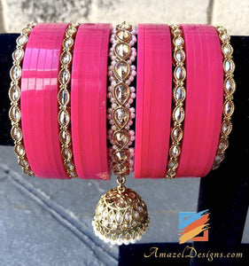 4 Occasions to Wear Indian Bangles