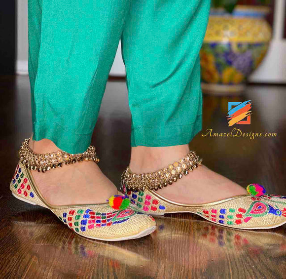 Anklets with Bells Payal Ghungroos