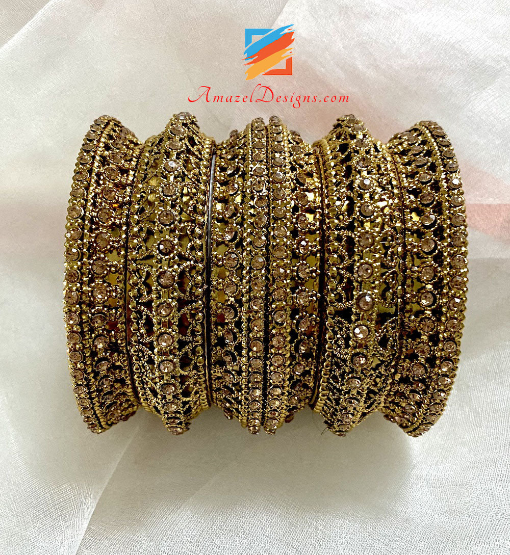 Antique Kada set