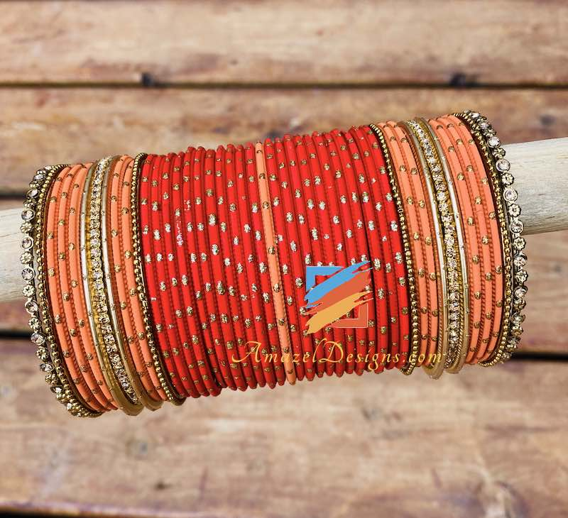 Punjabi Bangle Set Winnipeg