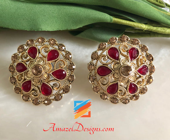Big Stud Earrings Online India