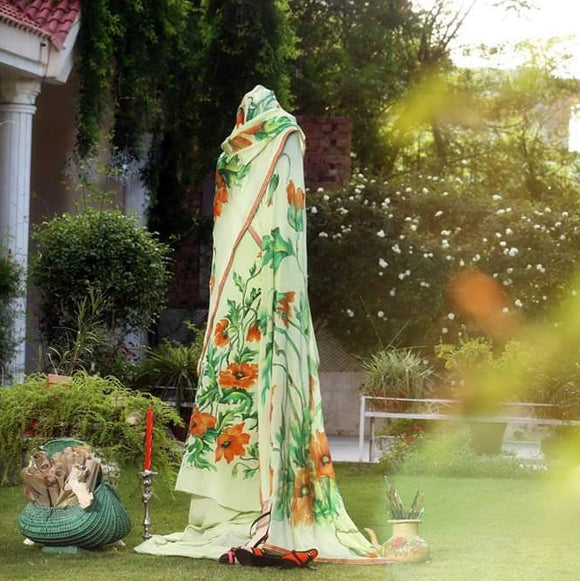 Poppy Design - Suit Dupatta Saree Dress Scarf