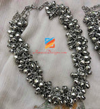 Heavy Ghungru Silver Payal