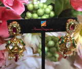 High Quality Original Kundan Small Jhumki