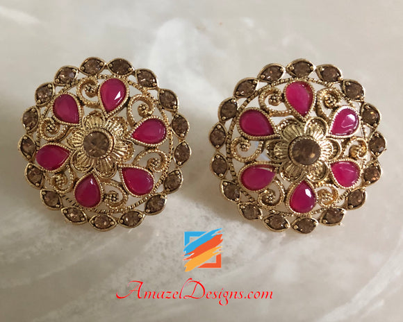 Indian Stud Earrings