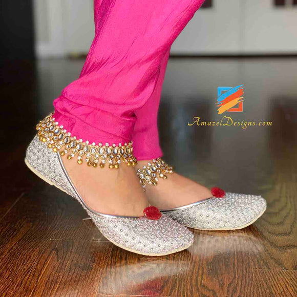 AD Payal Anklet