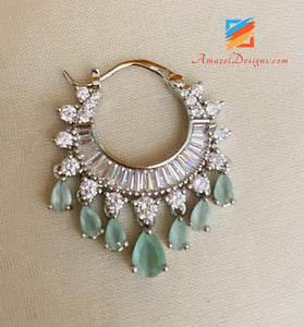 Mint American Diamond (AD) Waliyan